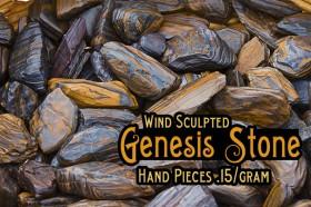 Genesis Stone Jasper Hand Pieces