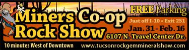 Tucson Rock Gem MIneral Show