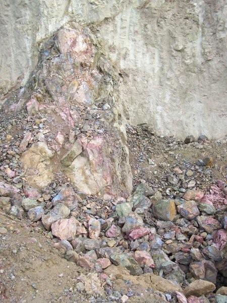 Oregon picture jasper mining