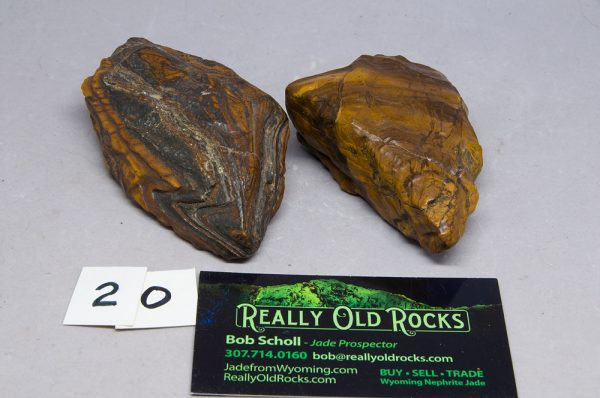 Genesis stones / banded iron formation / Seer Stone