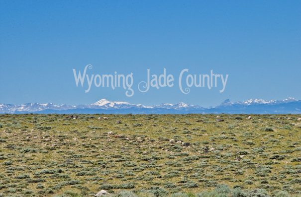 Wyoming Jade Country