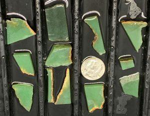 Wyoming apple green nephrite jade jewelry grade off cut slabs