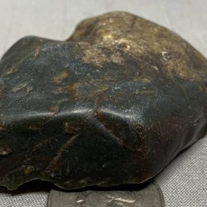 Bull Canyon Wyoming nephrite jade wind slick