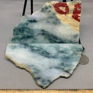 Jadeite Lot 1 - Japanese or Burmese Slabs