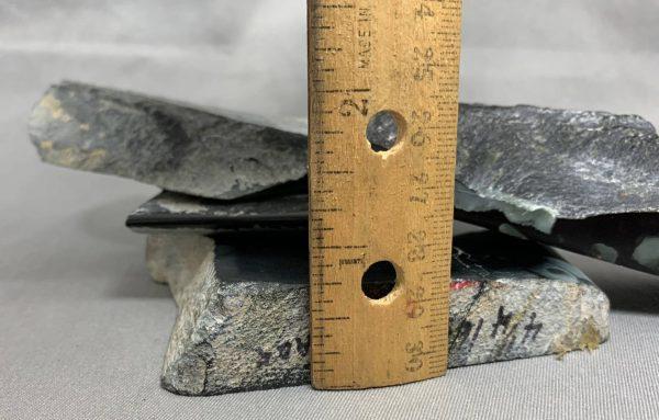 Edwards Black nephrite jade